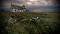 Ruined house, South Uist
