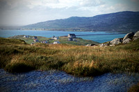 Eriskay, the village from the hill 2