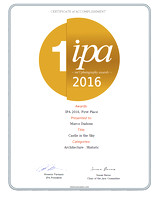 """Castle in the Sky"" IPA 1st place architecture 2016"