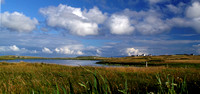 North Uist lake